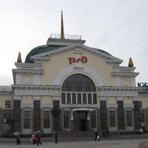Железнодорожные вокзалы Кижингы